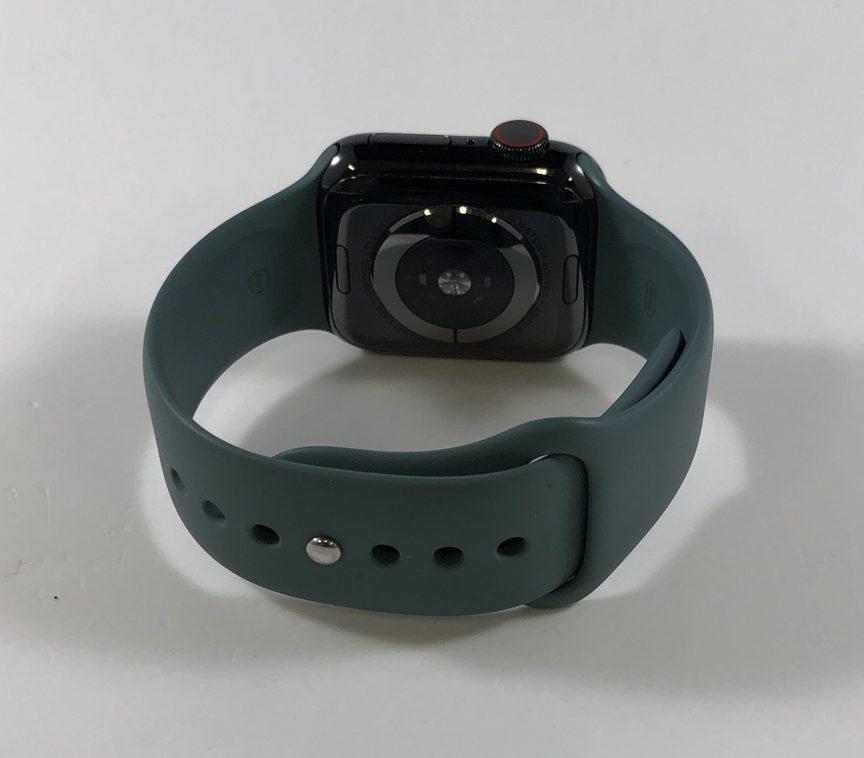 Watch Series 5 Steel Cellular (40mm), Space Black, bild 2