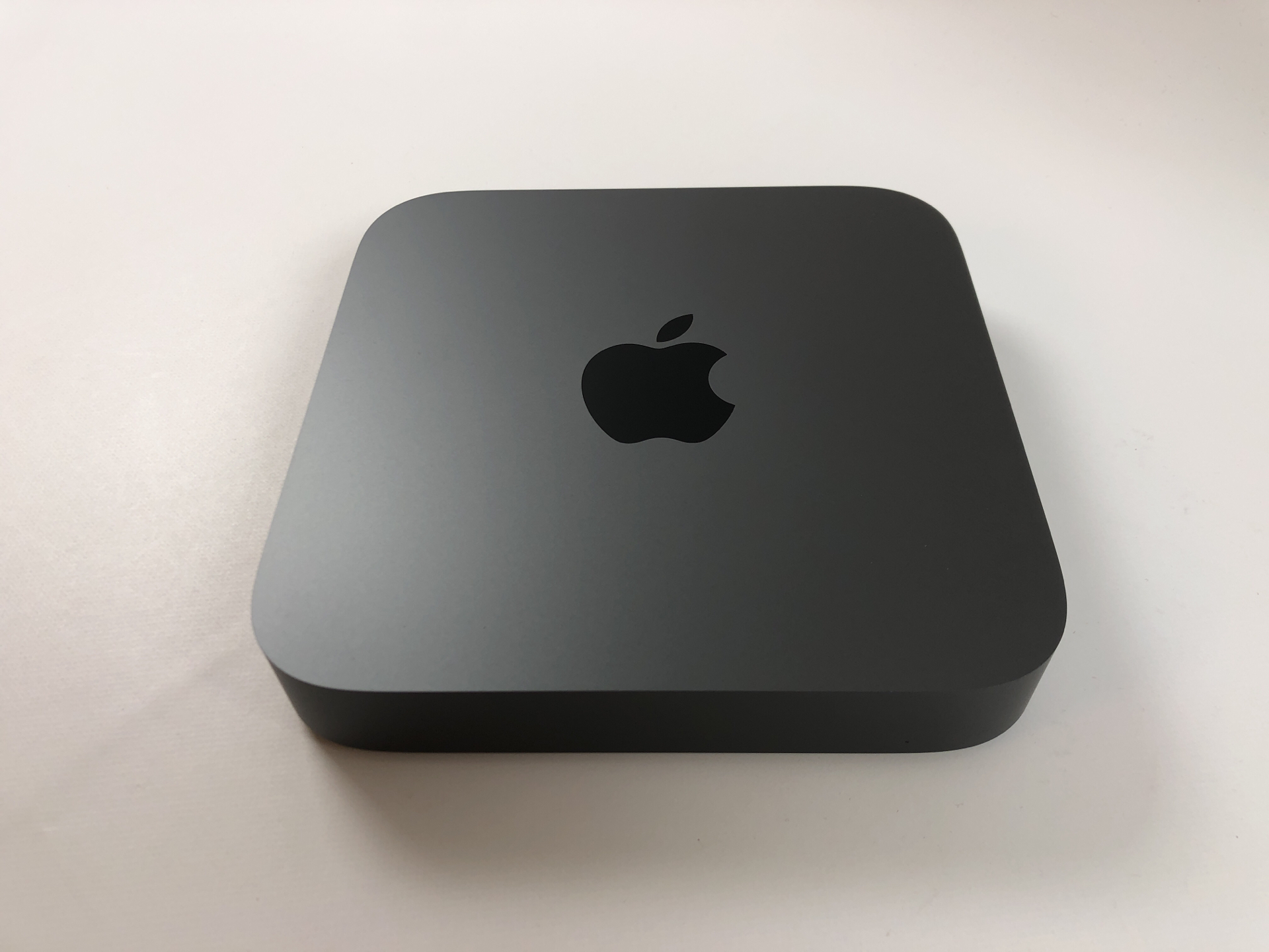 Mac Mini Late 2018 (Intel Quad-Core i3 3.6 GHz 64 GB RAM 128 GB SSD), Intel Quad-Core i3 3.6 GHz, 64 GB RAM, 128 GB SSD, Afbeelding 1