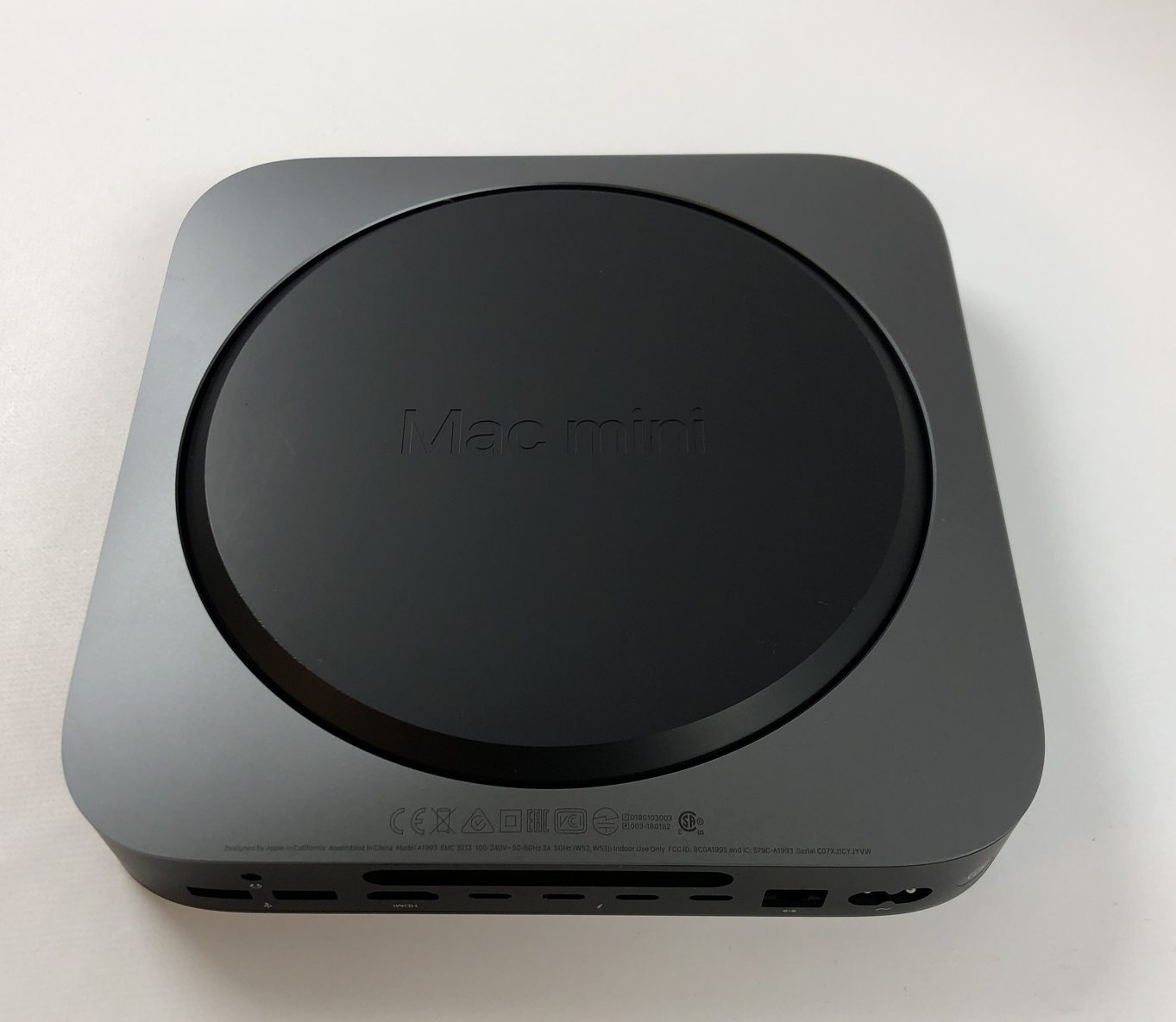 Mac Mini Late 2018 (Intel Quad-Core i3 3.6 GHz 64 GB RAM 128 GB SSD), Intel Quad-Core i3 3.6 GHz, 64 GB RAM, 128 GB SSD, Afbeelding 2