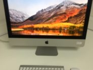 iMac 21.5-inch, 1.4 GHz Intel Core i5, 8 GB , 500 GB HDD, Produktalter: 39 Monate, image 2