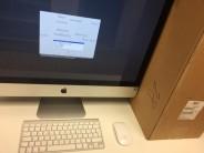 iMac 27-inch 5K, 3,06 GHz, 4GB (2x2GB), 1TB HDD, Produktalter: 95 monate, image 2