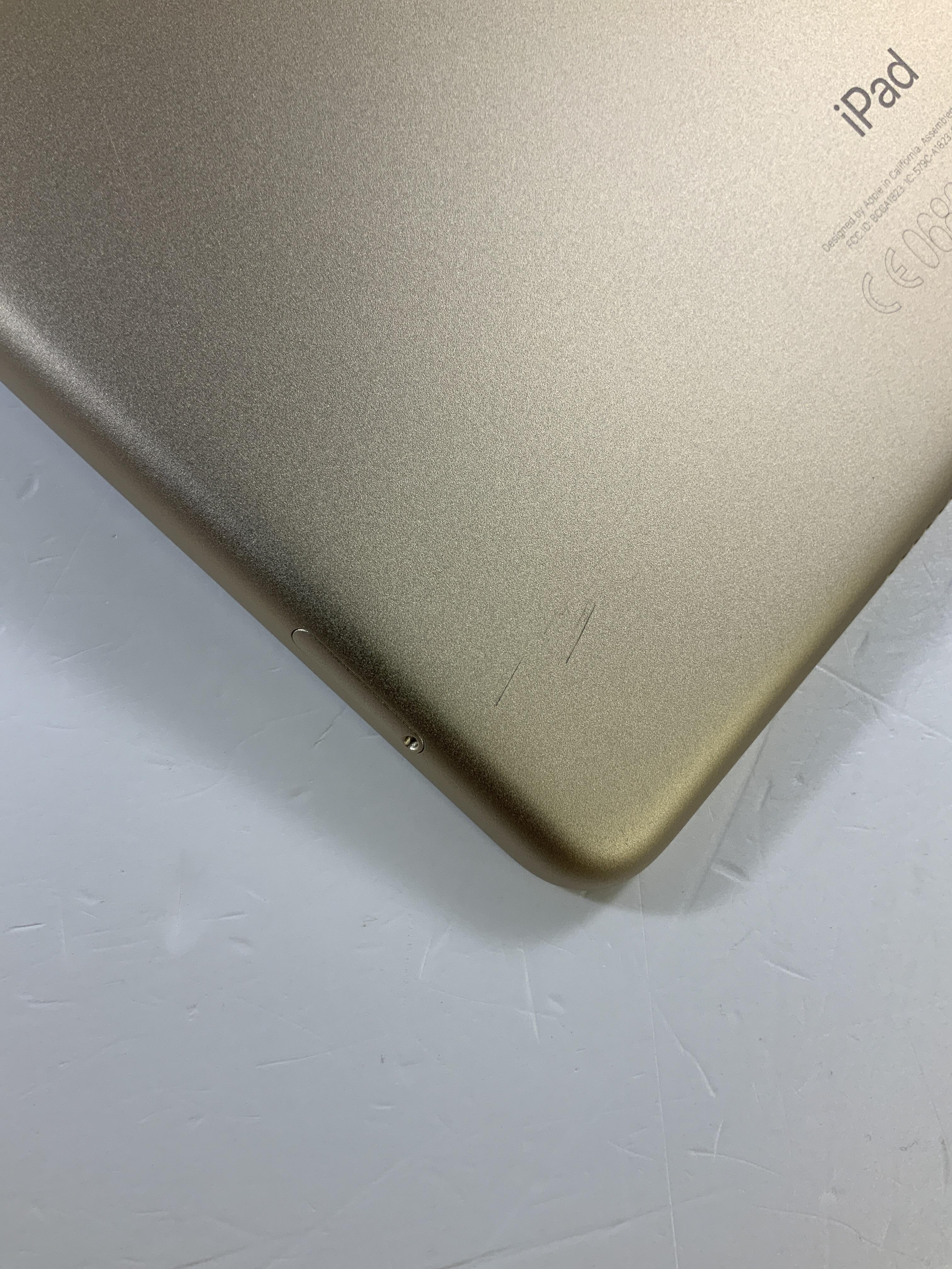 iPad 5 Wi-Fi + Cellular 128GB, 128GB, Gold, Kuva 4