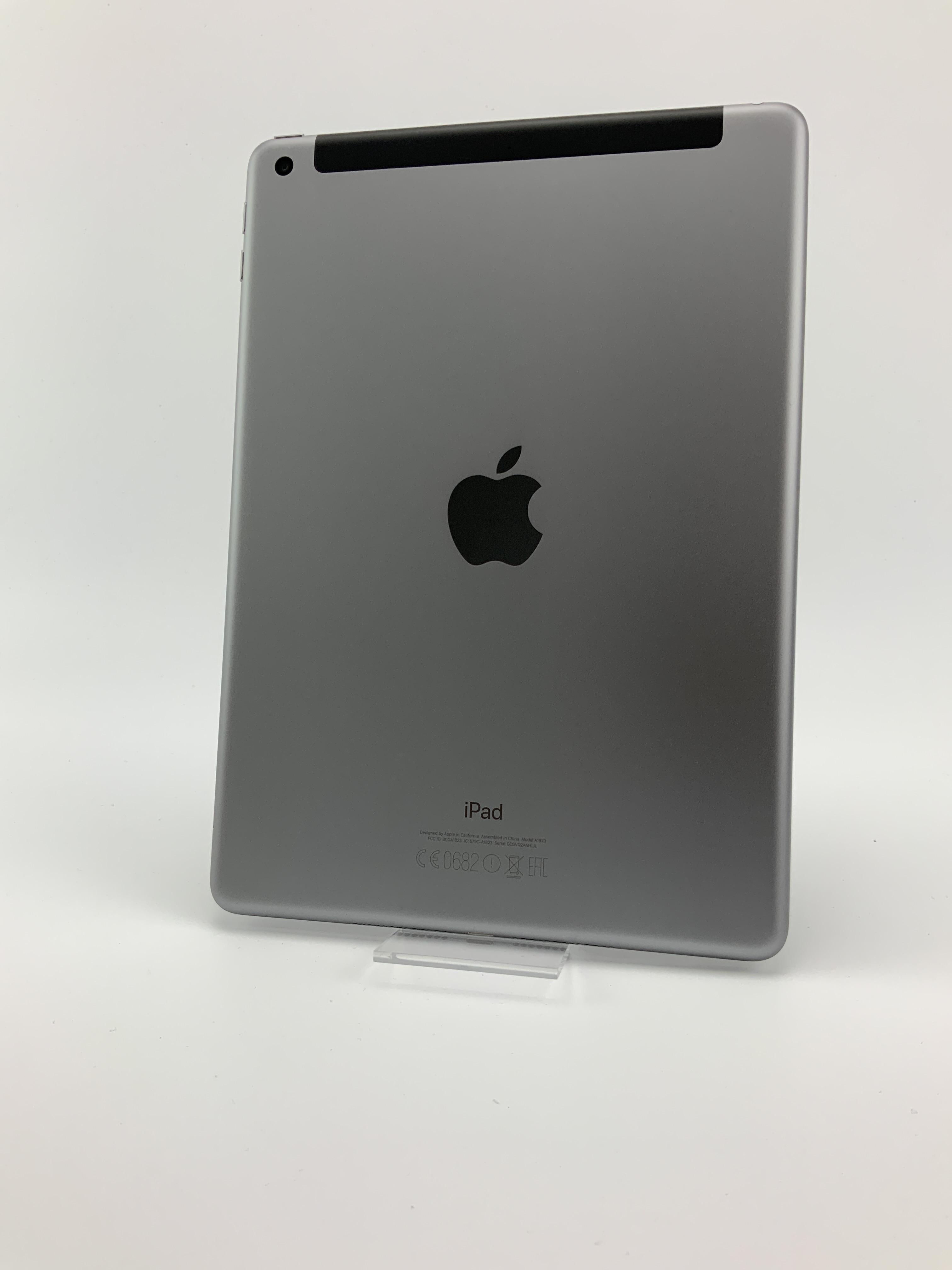 iPad 5 Wi-Fi + Cellular 128GB, 128GB, Space Gray, Kuva 2
