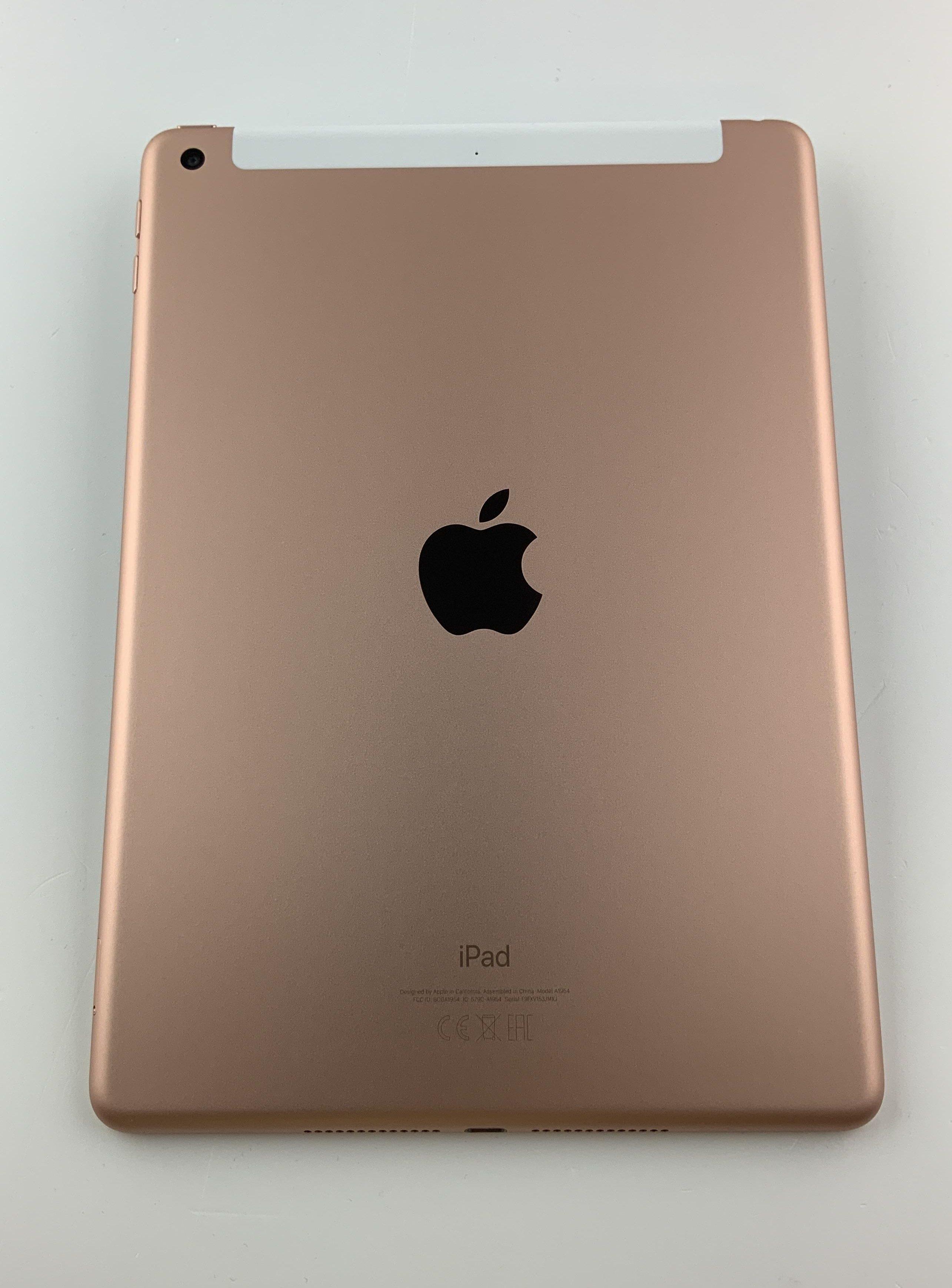 iPad 6 Wi-Fi + Cellular 32GB, 32GB, Gold, bild 2
