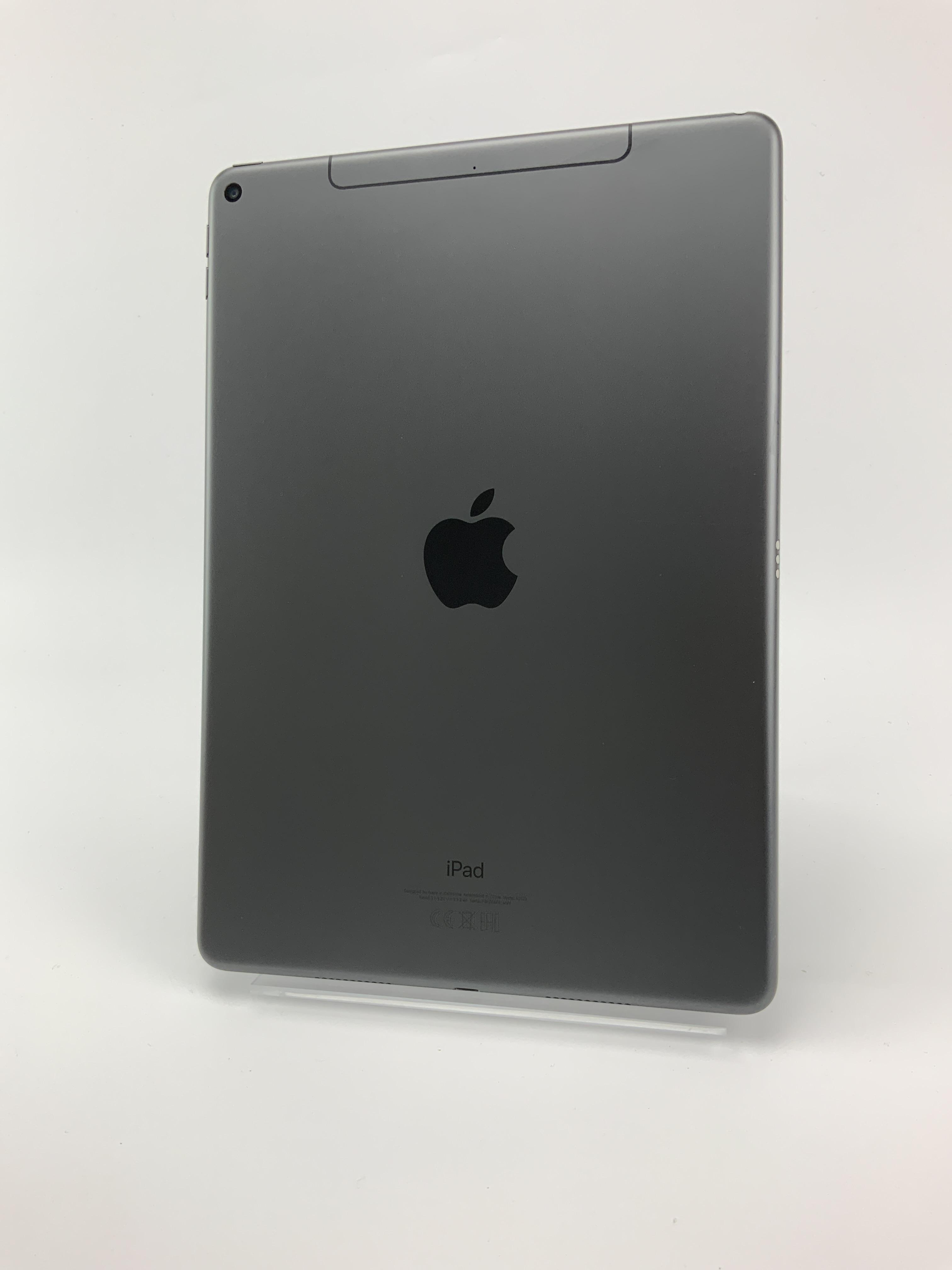 iPad Air 3 Wi-Fi + Cellular 64GB, 64GB, Space Gray, Bild 2