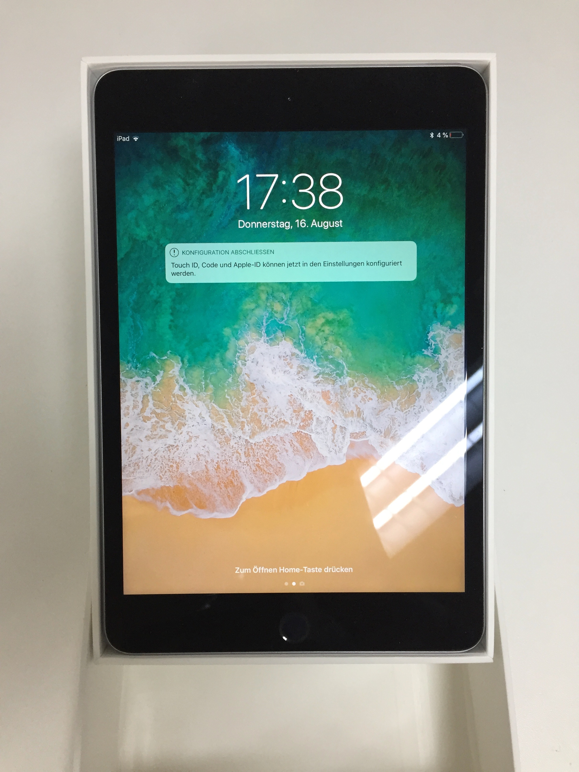 iPad mini 4 Wi-Fi 16GB, 16GB, Space gray, Bild 2