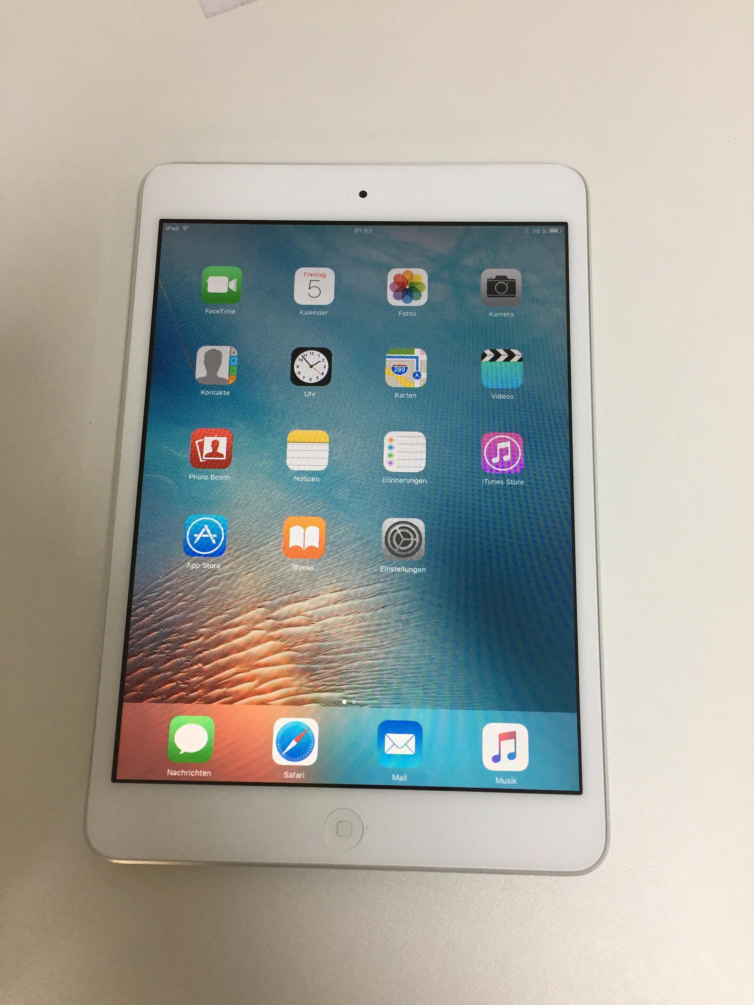 iPad mini Wi-Fi 16GB, 16 GB, Silber, Bild 1