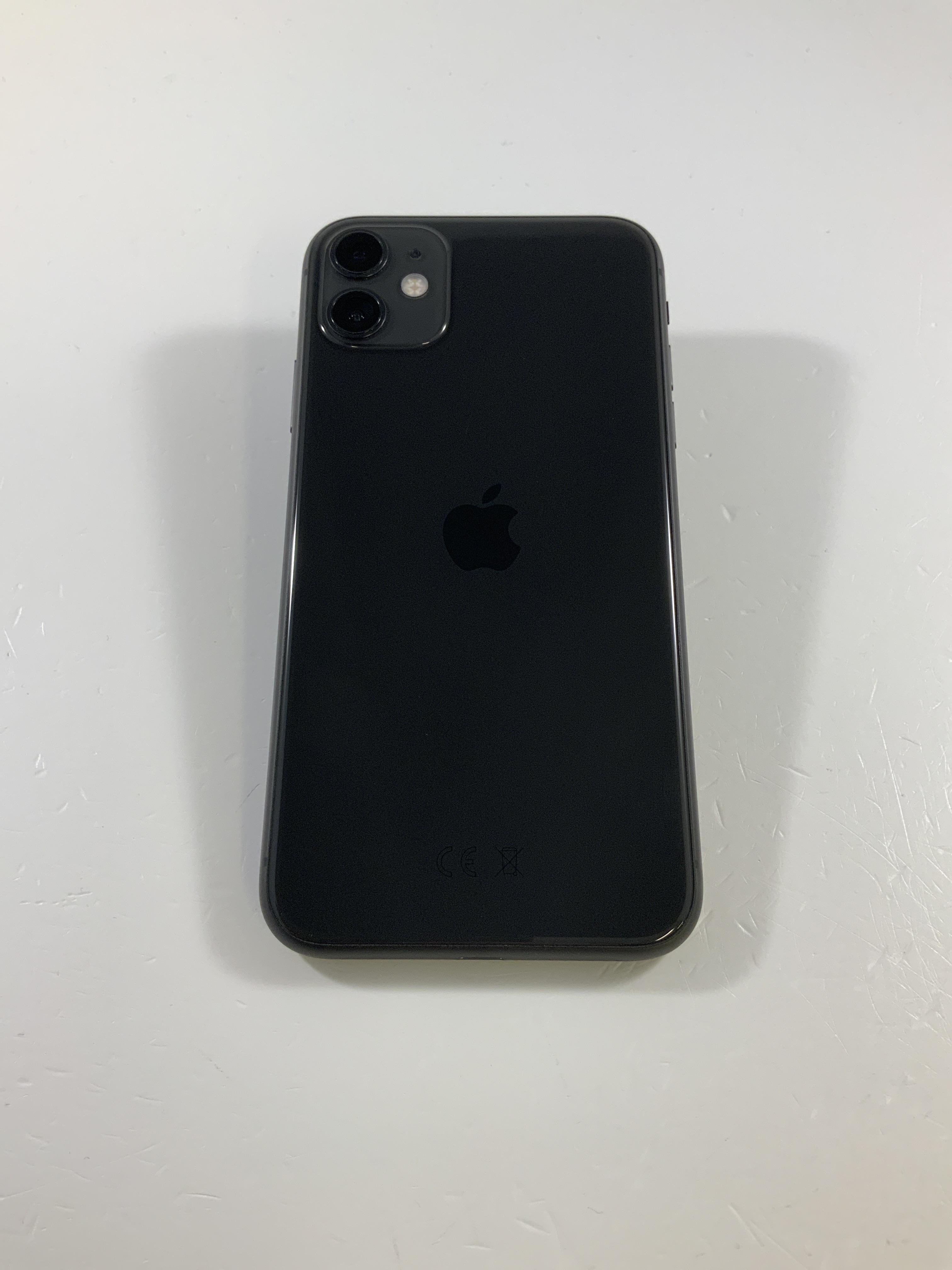 iPhone 11 64GB, 64GB, Black, obraz 2