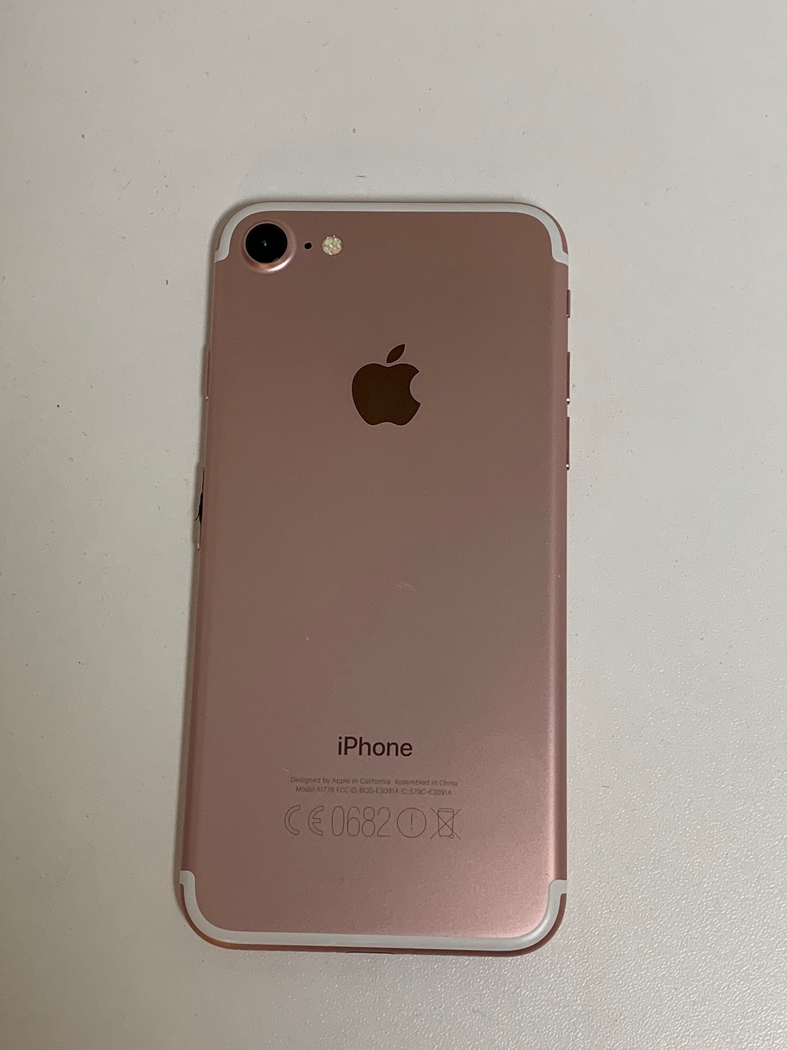 iPhone 7 128GB, 128 GB, Rose Gold, imagen 2