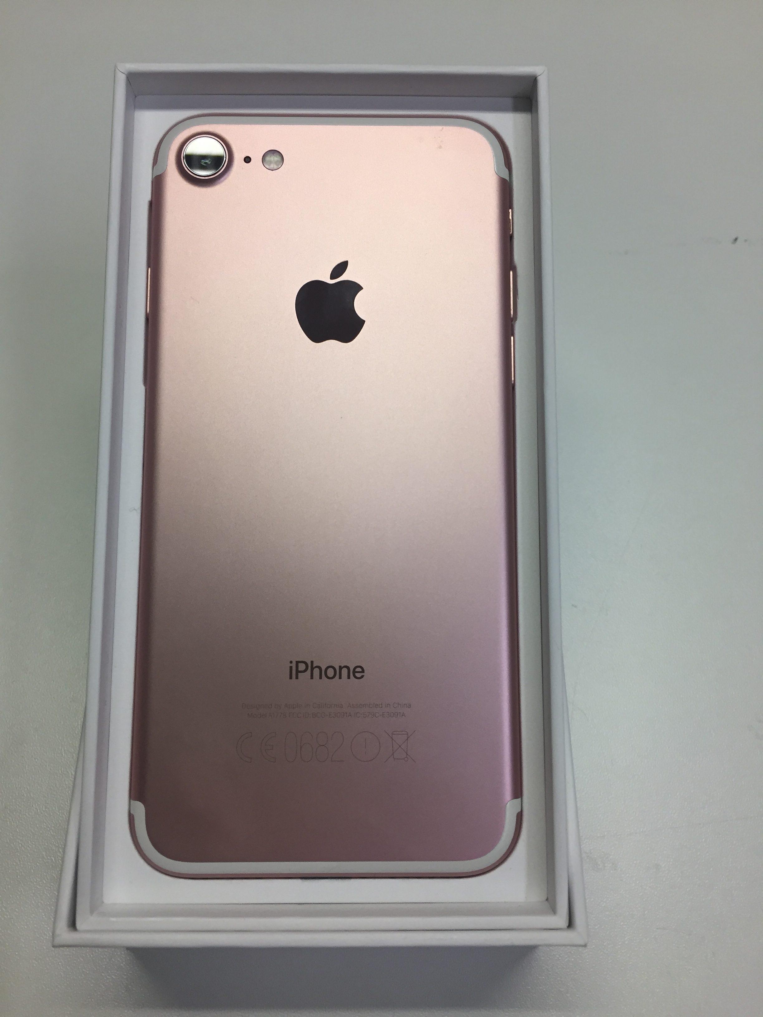 Iphone 7 Refurbished 32 Gb Rose Gold 32gb