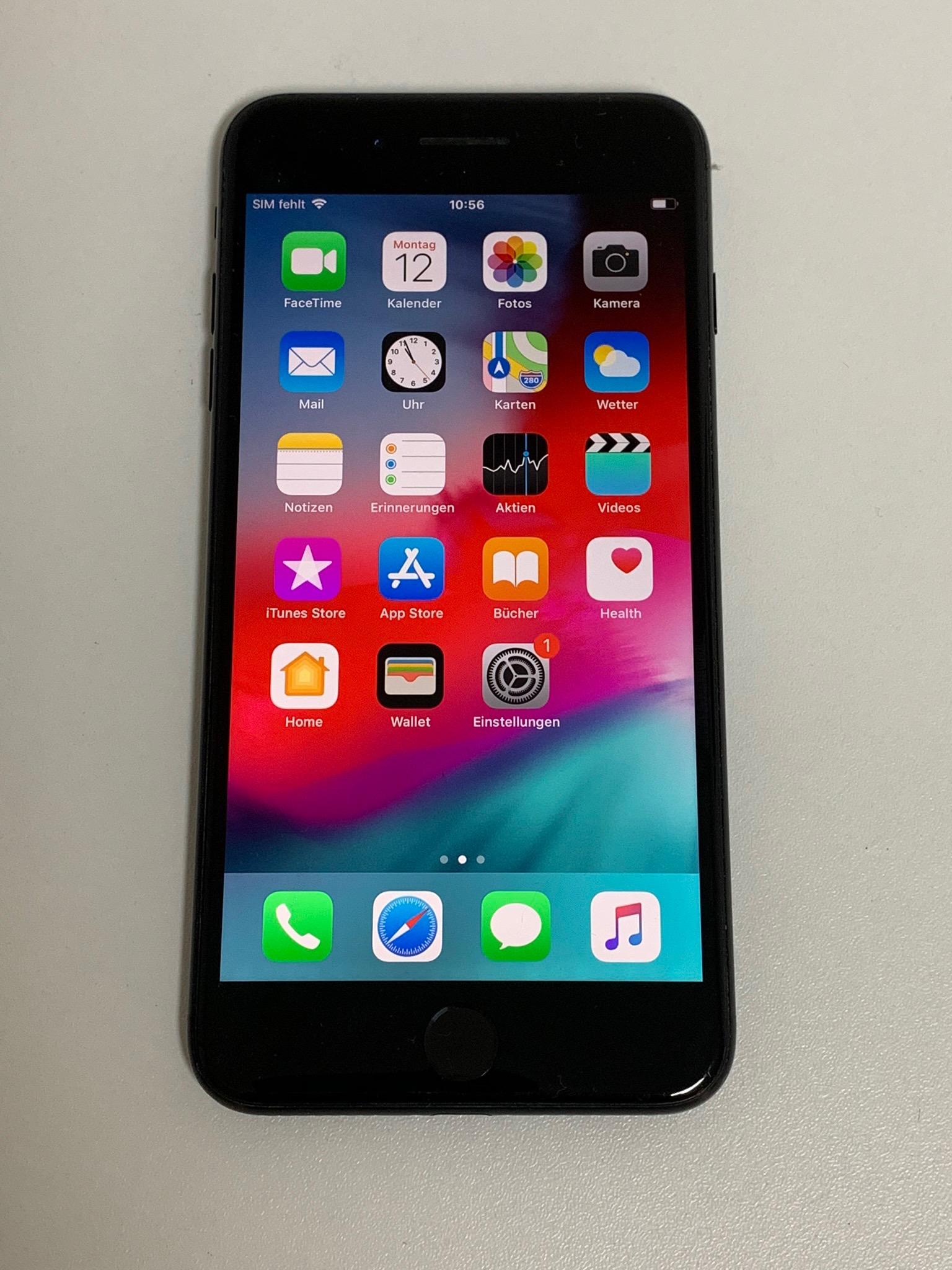 iPhone 7 Plus 128GB, 128 GB, Jet Black, Bild 1