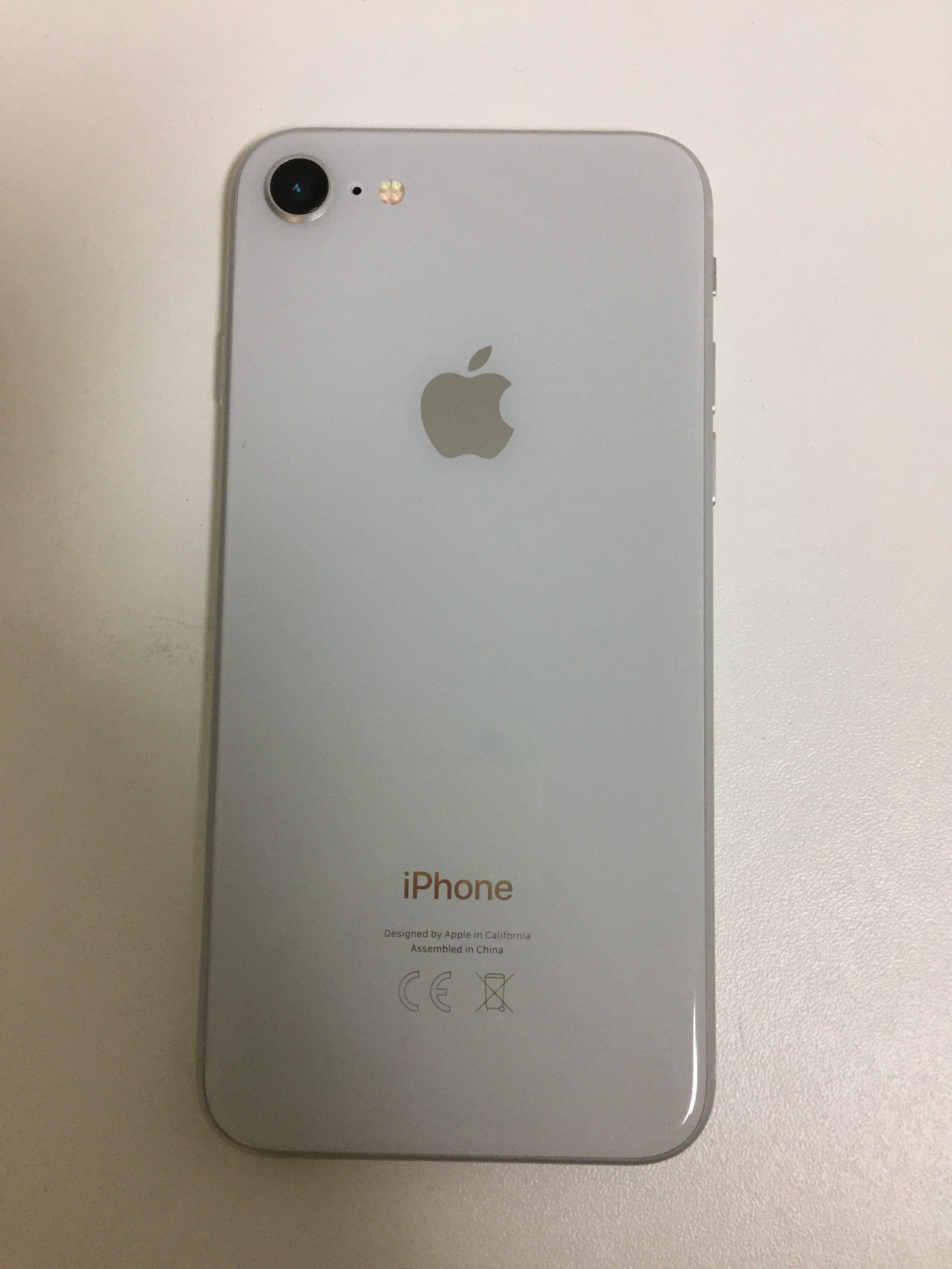 iPhone 8 64GB, 64 GB, Silver, Bild 2