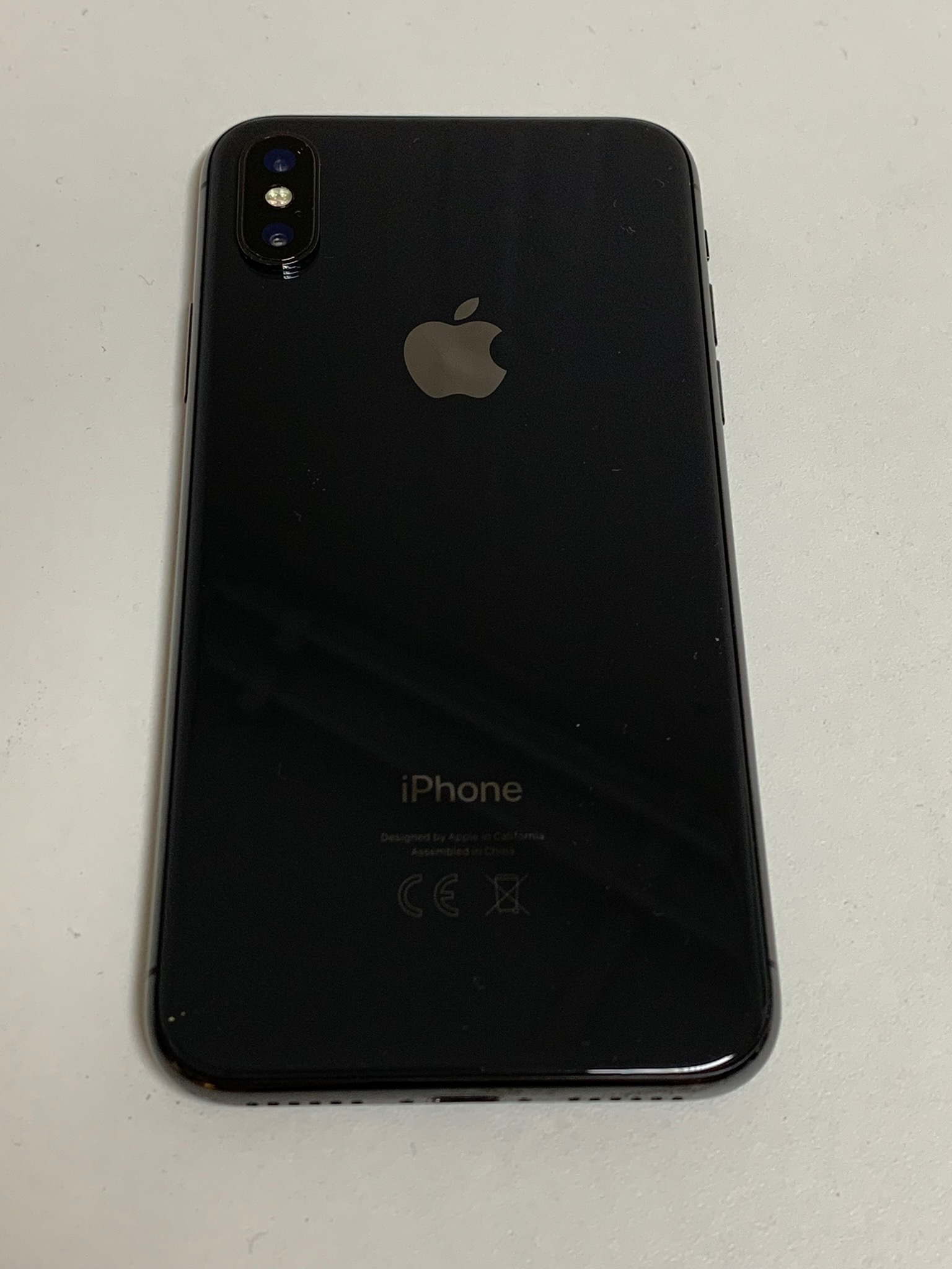 iPhone X 64GB, 64GB, Space Grau, imagen 2