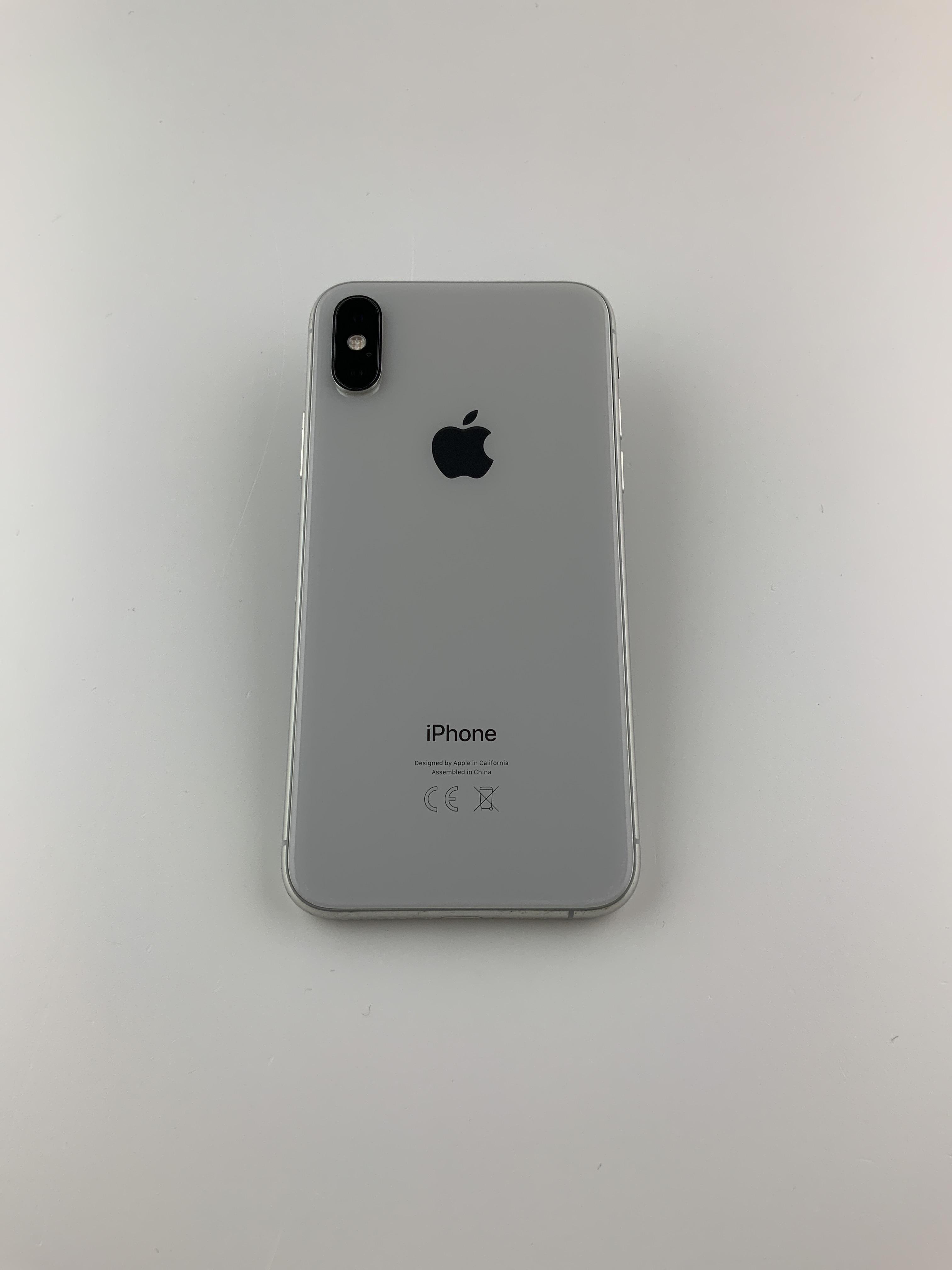 iPhone XS 64GB, 64GB, Silver, Kuva 2