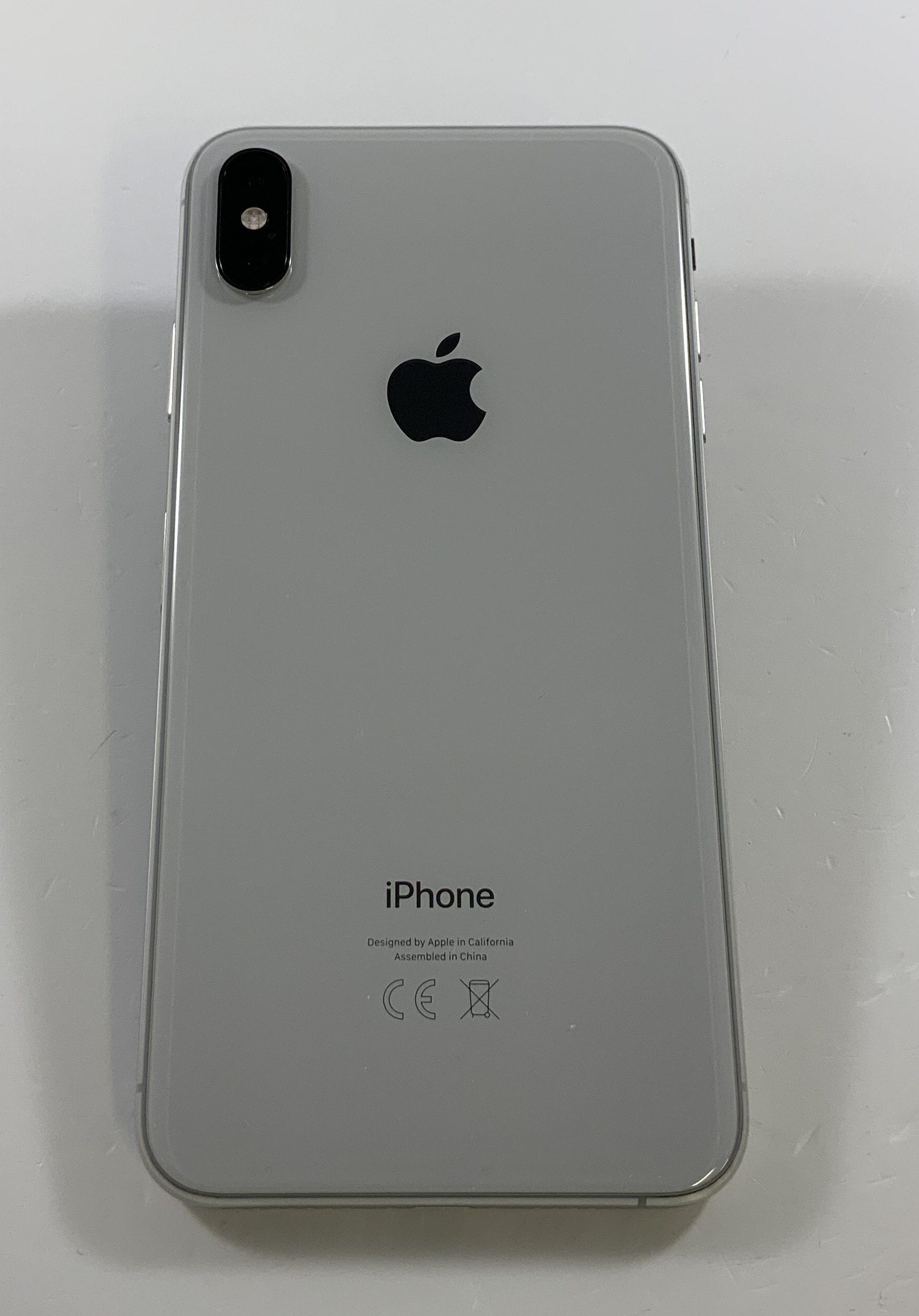 iPhone XS Max 256GB, 256GB, Silver, Kuva 2