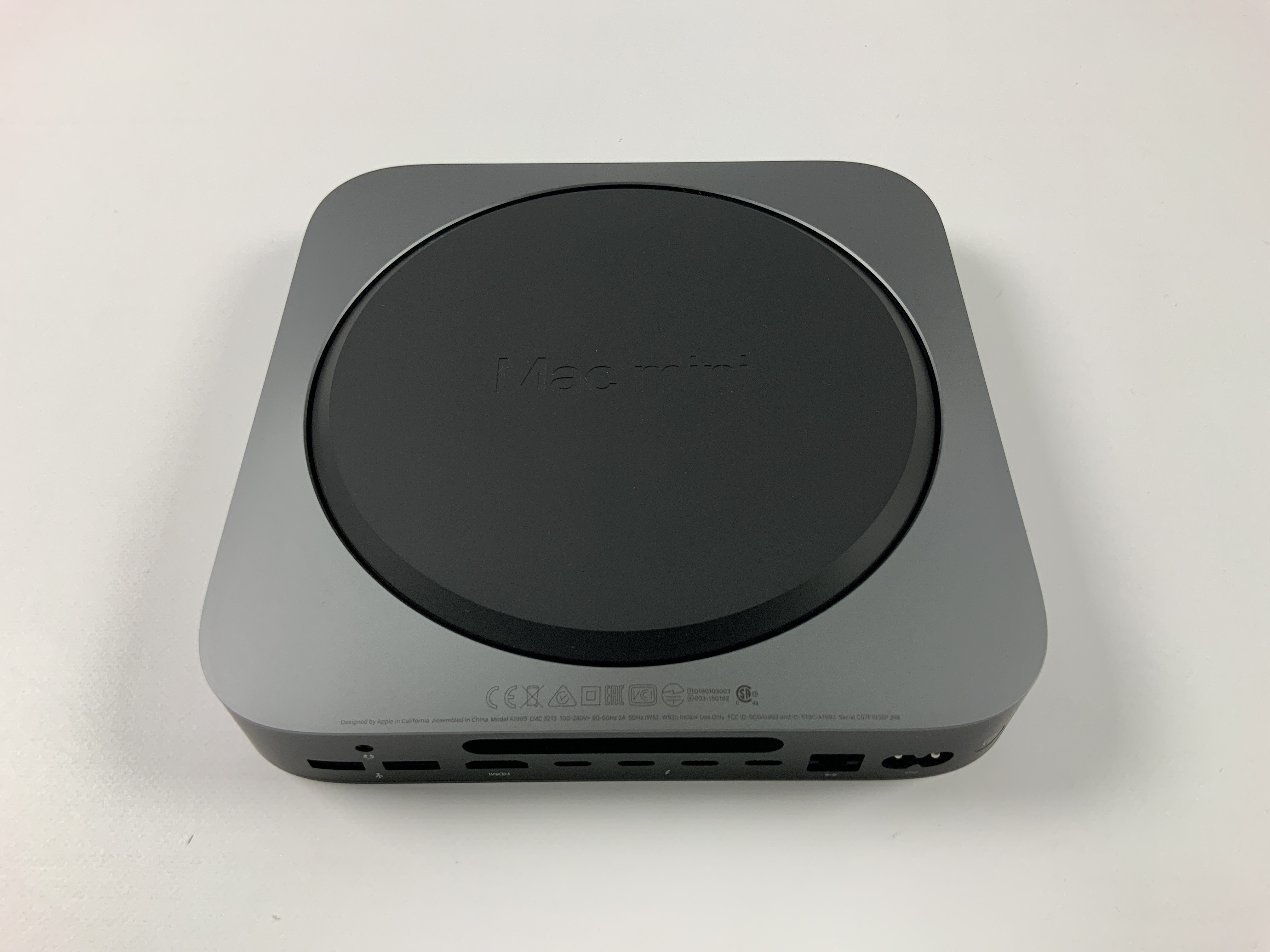 Mac Mini Early 2020 (Intel 6-Core i5 3.0 GHz 32 GB RAM 512 GB SSD), Intel 6-Core i5 3.0 GHz, 32 GB RAM, 512 GB SSD, obraz 2