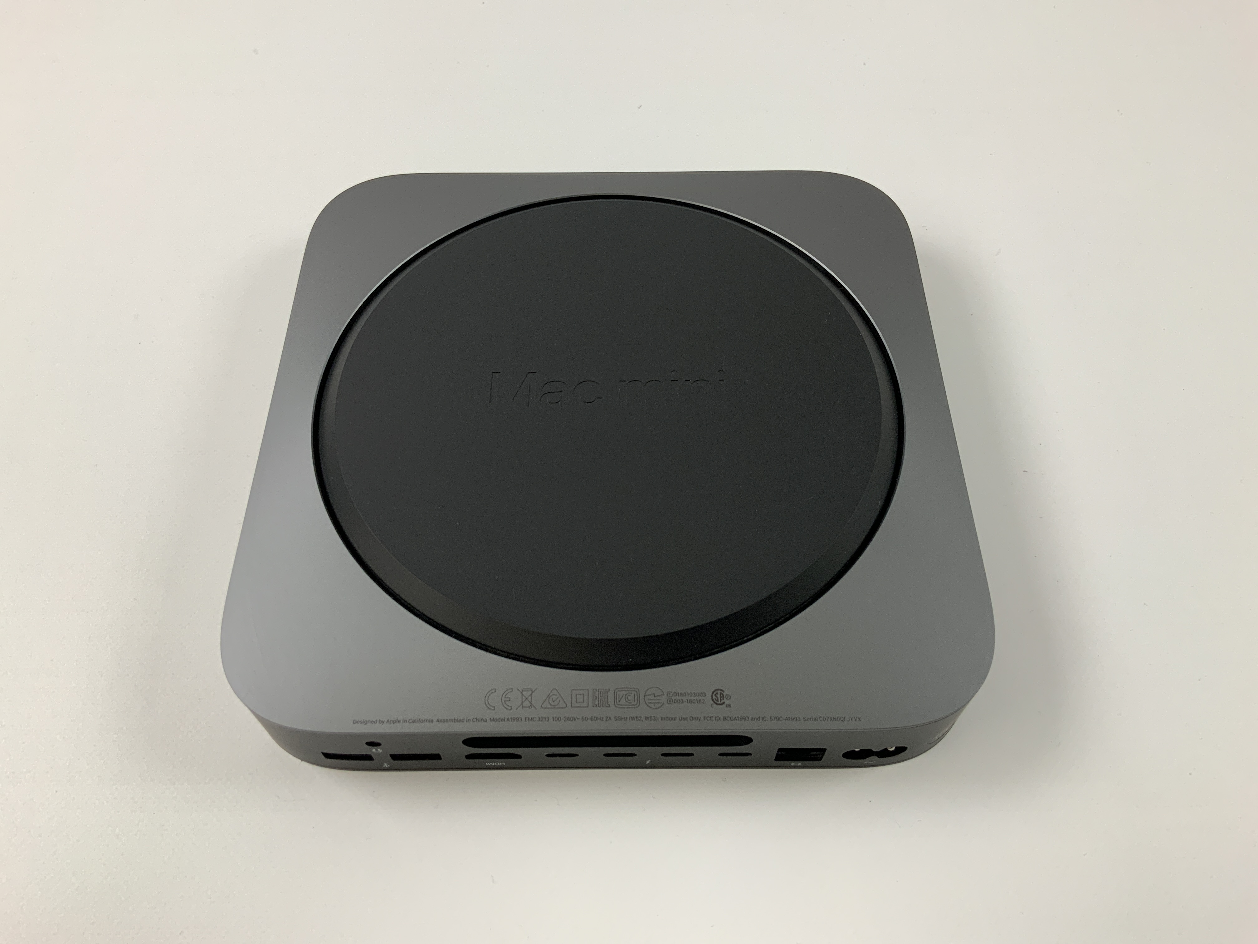 Mac Mini Late 2018 (Intel 6-Core i5 3.0 GHz 8 GB RAM 256 GB SSD), Intel 6-Core i5 3.0 GHz, 8 GB RAM, 256 GB SSD, Afbeelding 2