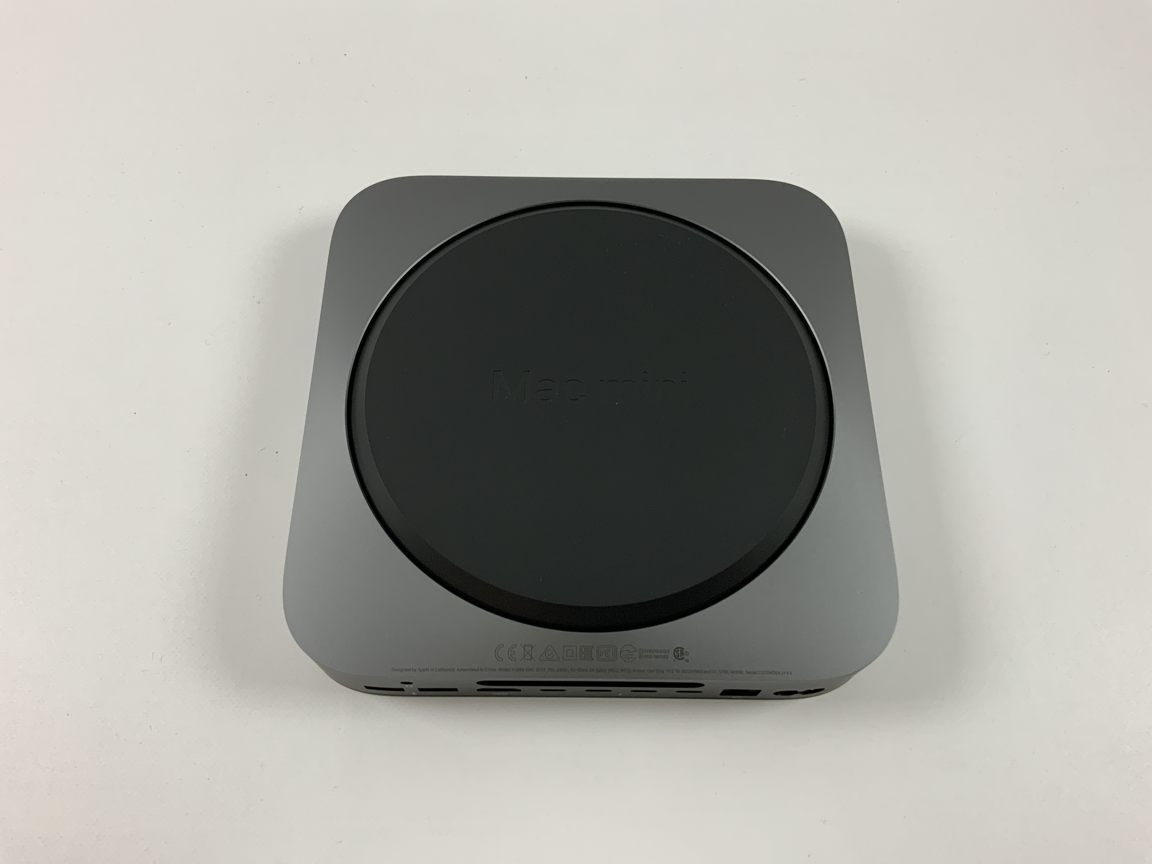 Mac Mini Late 2018 (Intel 6-Core i5 3.0 GHz 8 GB RAM 256 GB SSD), Intel 6-Core i5 3.0 GHz, 8 GB RAM, 256 GB SSD, image 2