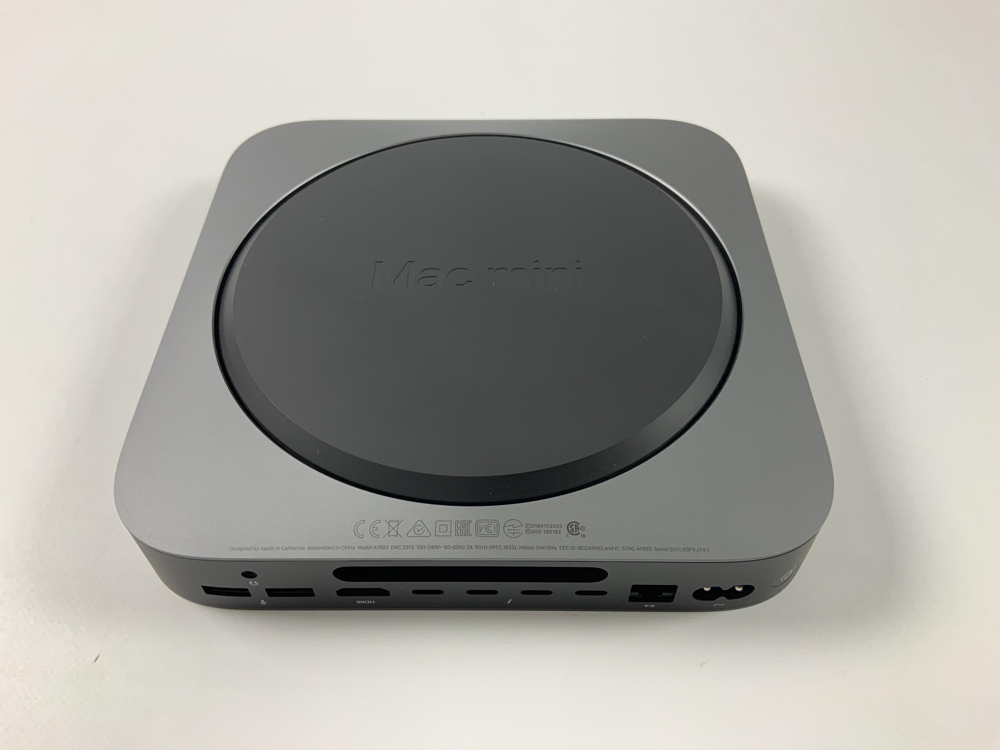 Mac Mini Late 2018 (Intel 6-Core i7 3.2 GHz 32 GB RAM 256 GB SSD), Intel 6-Core i7 3.2 GHz, 32 GB RAM, 256 GB SSD, image 2