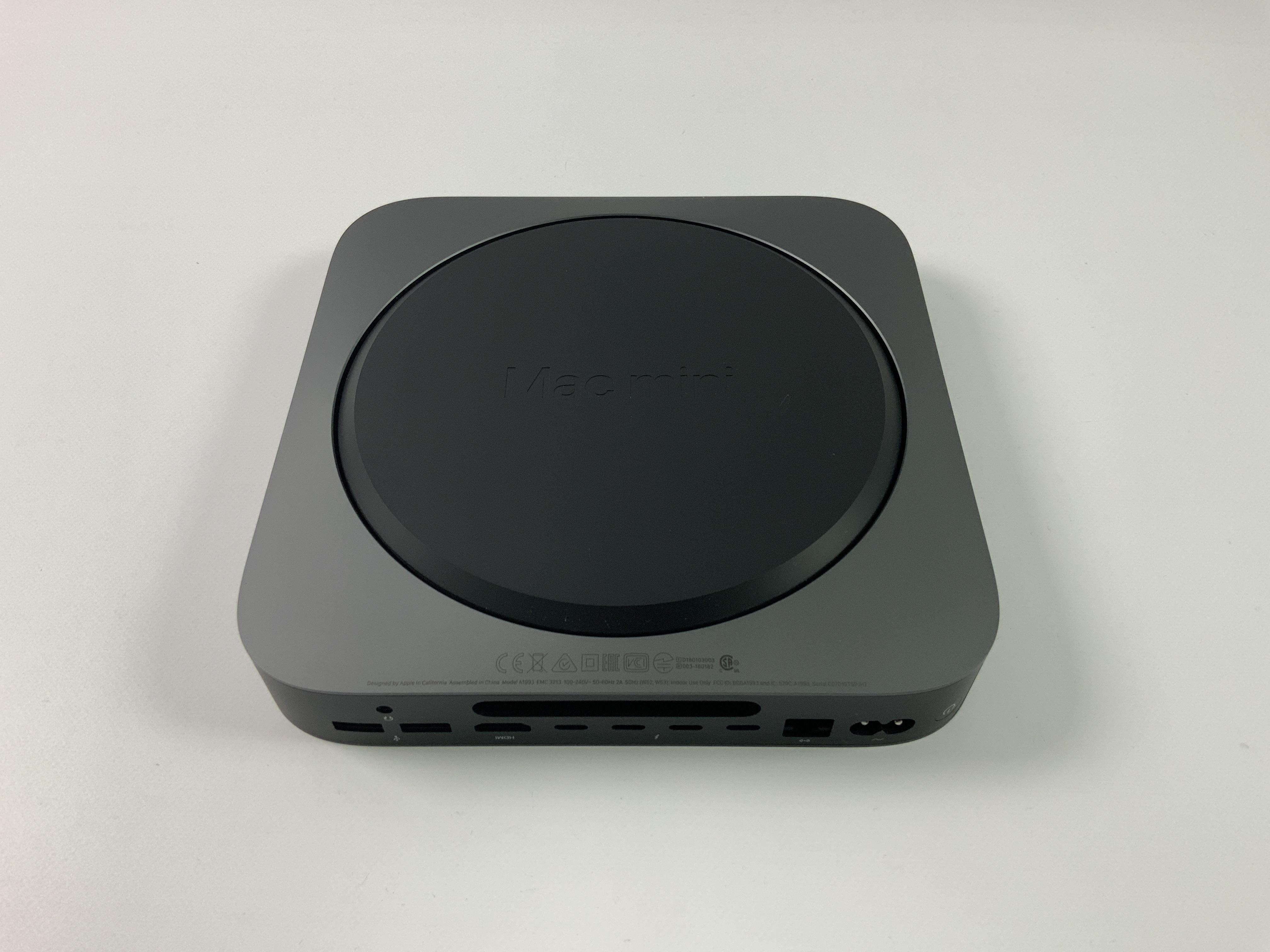 Mac Mini Late 2018 (Intel Quad-Core i3 3.6 GHz 32 GB RAM 256 GB SSD), Intel Quad-Core i3 3.6 GHz, 32 GB RAM, 256 GB SSD, image 2