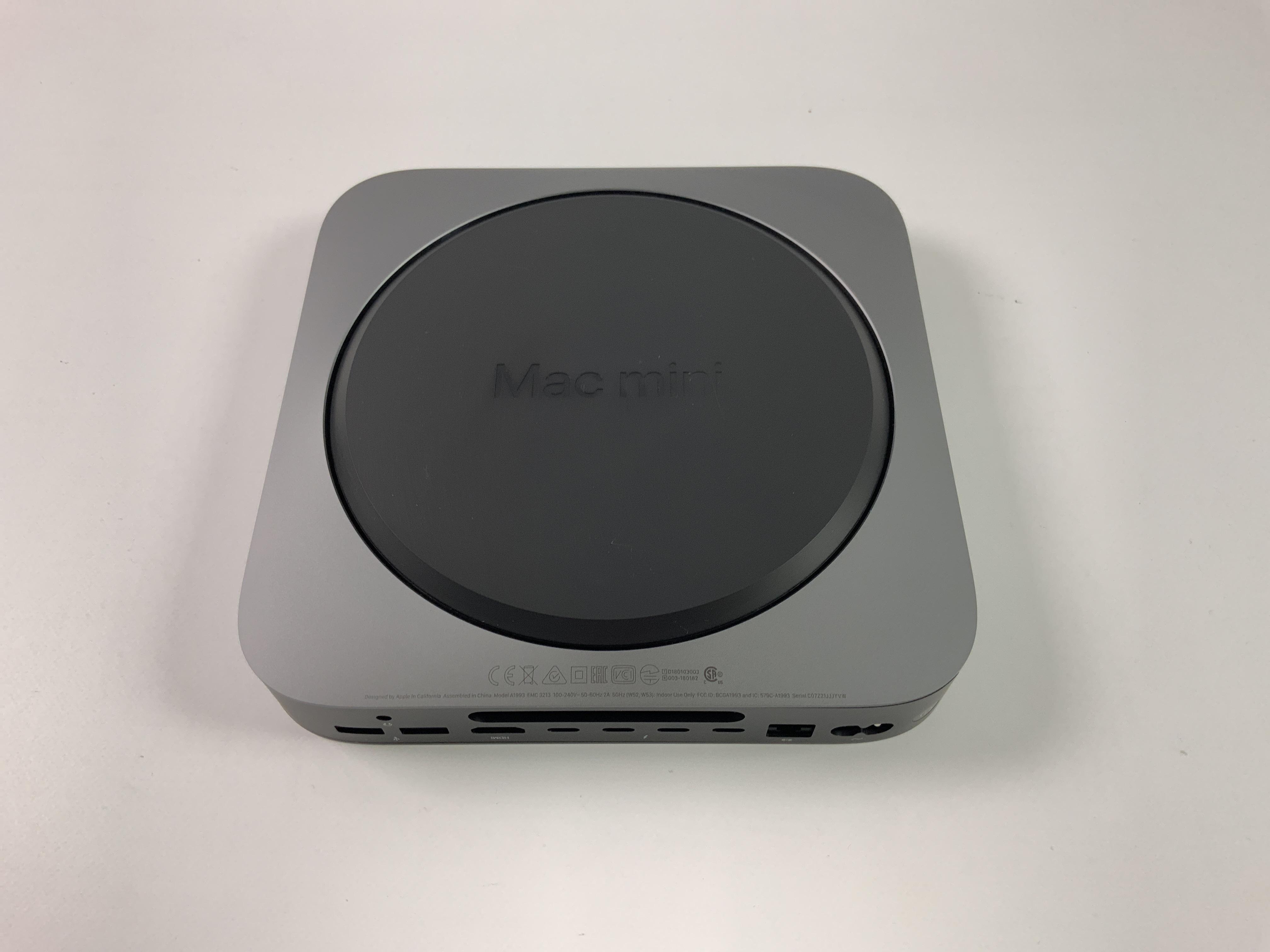 Mac Mini Late 2018 (Intel Quad-Core i3 3.6 GHz 64 GB RAM 128 GB SSD), Intel Quad-Core i3 3.6 GHz, 64 GB RAM, 128 GB SSD, Kuva 2