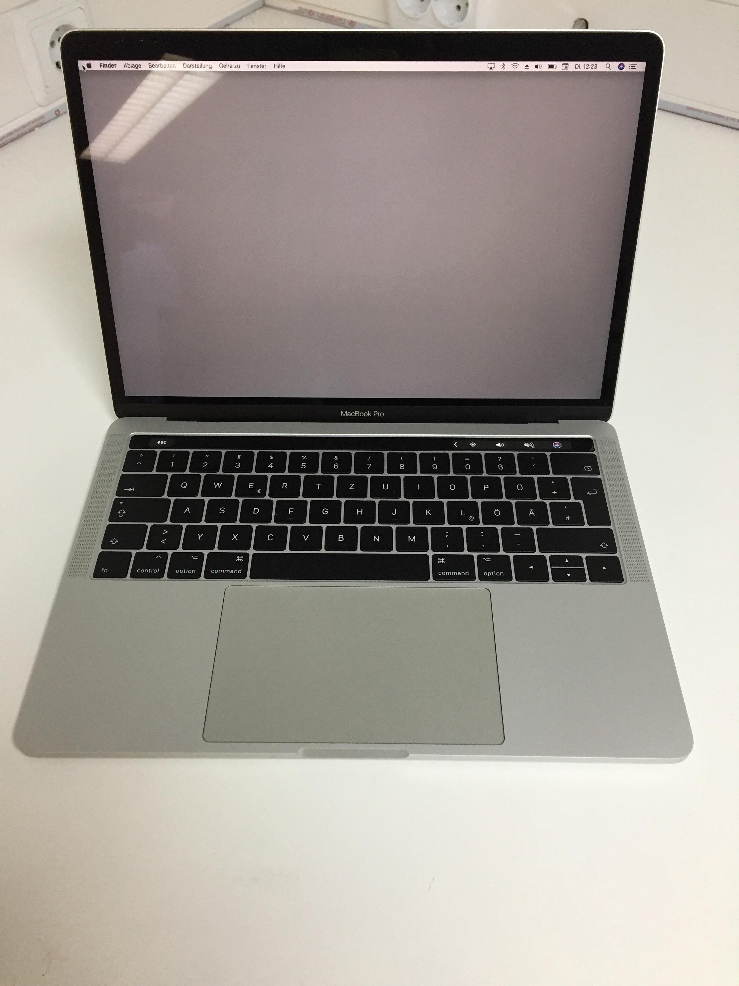 """MacBook Pro 13"""" 4TBT Mid 2017 (Intel Core i5 3.1 GHz 16 GB RAM 1 TB SSD), Intel Core i5 3.1 GHz, 16 GB RAM, 1 TB SSD, Bild 1"""