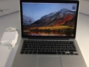 MacBook Pro 13-inch Retina, 2.6 GHz Intel Core i5, 16 GB, 128 GB Flash