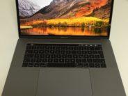 """MacBook Pro 15"""" Touch Bar Mid 2017 (Intel Quad-Core i7 3.1 GHz 16 GB RAM 1 TB SSD), 3,1 GHz Intel Core i7, 16 GB , 1TB SSD"""