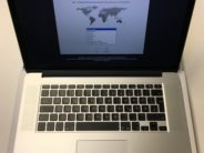 MacBook Pro 15-inch Retina, Intel Core i7 2.2 GHz, 16 GB, 256 GB, Produktalter: 17 Monate, image 2