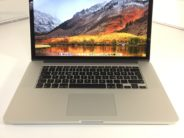 MacBook Pro 15-inch Retina, 2.2 GHz Intel Core i7, 16 GB, 256 GB Flash, Produktalter: 44 Monate, image 2