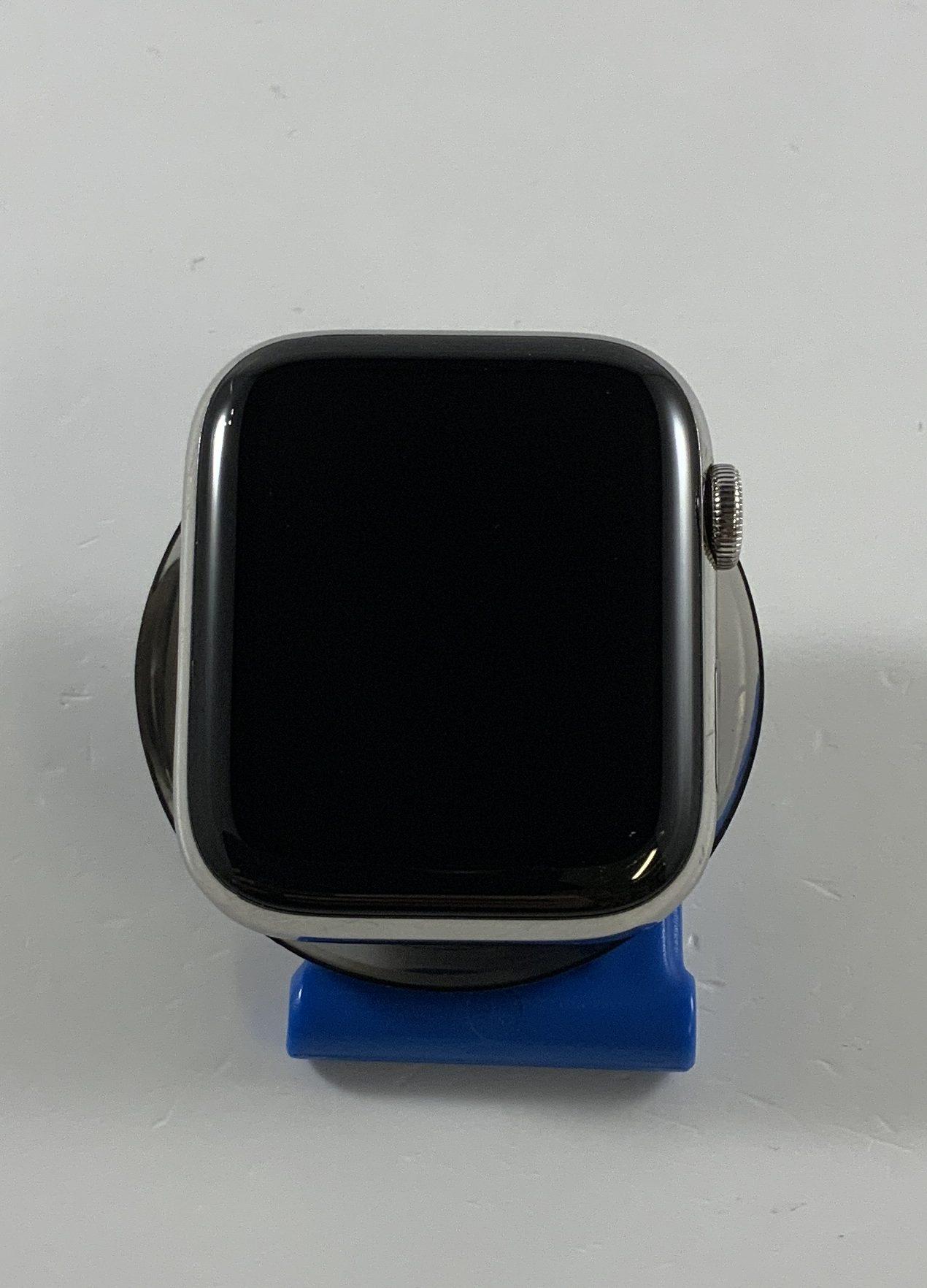 Watch Series 5 Steel Cellular (44mm), Silver, imagen 1
